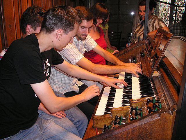 stretnutie v Olomouci, 2008